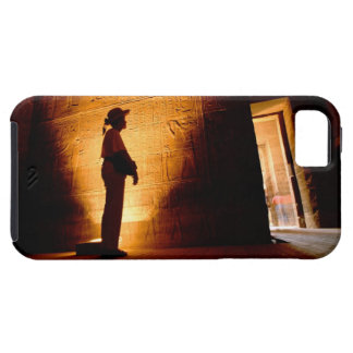 Africa, Egypt, Aswan, Philae, Temple complex of iPhone SE/5/5s Case