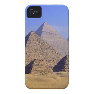 Africa, Egypt, Cairo, Giza. Great pyramids Case-Mate iPhone 4 Case