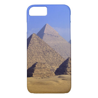 Africa, Egypt, Cairo, Giza. Great pyramids iPhone 7 Case