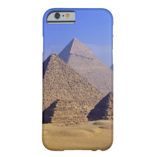 Africa Egypt Cairo Giza Great pyramids iPhone 6 Case