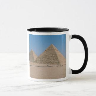 Africa - Egypt - Cairo - Great Pyramids of Giza, Mug
