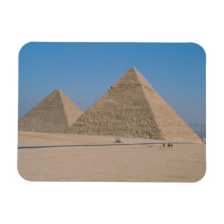 Africa - Egypt - Cairo - Great Pyramids of Giza, Magnets