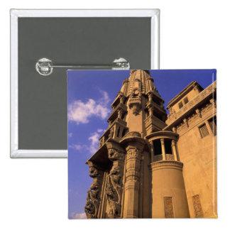 Africa, Egypt, Cairo, Heliopolis. Baron's Button