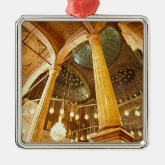 AFRICA, Egypt, Cairo, Muhammad Ali Mosque Metal Ornament