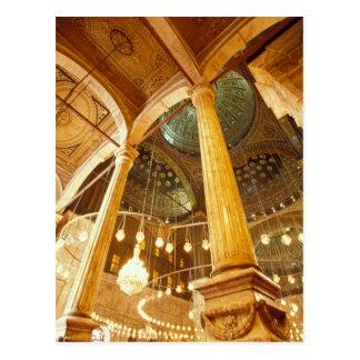 AFRICA, Egypt, Cairo, Muhammad Ali Mosque Postcard