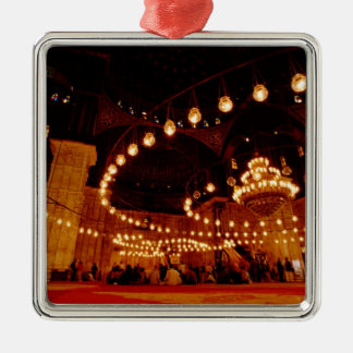 Africa, Egypt, Cairo, Muhammad Ali Mosque, The Metal Ornament