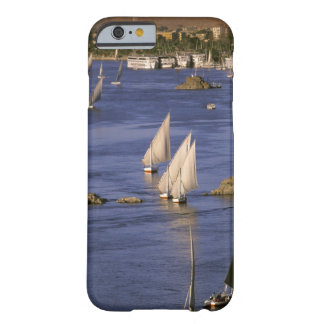 Africa, Egypt, Upper Egypt, Aswan. Feluccas Barely There iPhone 6 Case