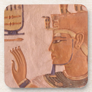 Africa Egypt Valley of the Kings Tomb wall Beverage Coaster