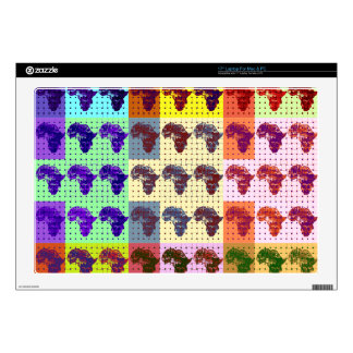Africa Electronics  Skins  Computer Laptops 15 inc Decals For Laptops