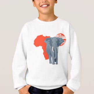 Africa Elephant Sweatshirt