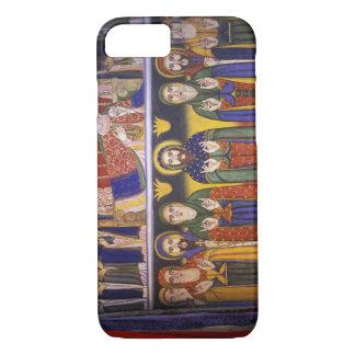 Africa, Ethiopia. Artwork depicting apostles and iPhone 7 Case