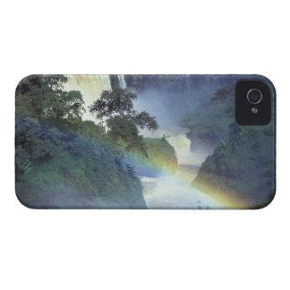 África, Etiopía, el río Nilo azul, catarata iPhone 4 Protector