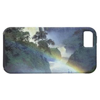 África, Etiopía, el río Nilo azul, catarata iPhone 5 Funda