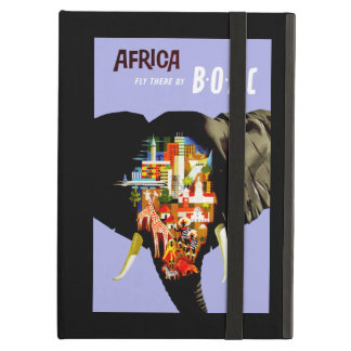 Africa ~ Fly There Cover For iPad Air