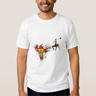 Africa for Africa by Bonk- Teke Shirts