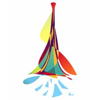 Africa for Africa by Bonk - Vuvuzela shirt