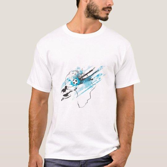 Africa for Africa by G1Media - Splash T-Shirt