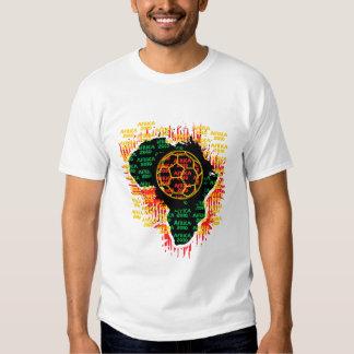 Africa for Africa by Zetuzakale - Ball Tshirt