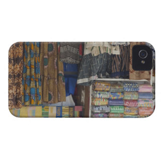 Africa, Ghana, Accra. Accra Textile & Handicraft iPhone 4 Cover