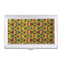 Africa, Ghana, Accra. National Museum, regarded 2 Business Card Holder
