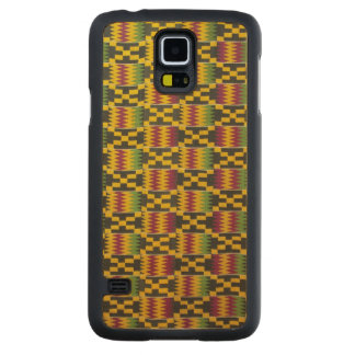 Africa, Ghana, Accra. National Museum, regarded 2 Carved® Maple Galaxy S5 Slim Case