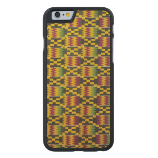 Africa, Ghana, Accra. National Museum, regarded 2 Carved Maple iPhone 6 Slim Case