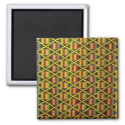 Africa, Ghana, Accra. National Museum, regarded 2 Refrigerator Magnets