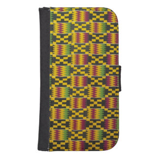 Africa, Ghana, Accra. National Museum, regarded 2 Phone Wallet