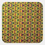 Africa, Ghana, Accra. National Museum, regarded 2 Sticker
