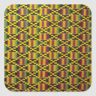 Africa, Ghana, Accra. National Museum, regarded 2 Sticker