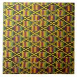 Africa, Ghana, Accra. National Museum, regarded 2 Ceramic Tile