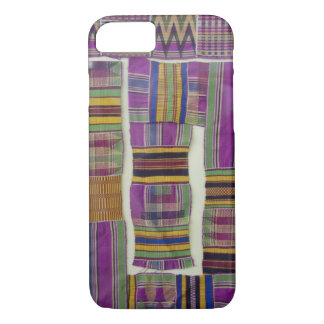 Africa, Ghana, Accra. National Museum, regarded iPhone 7 Case