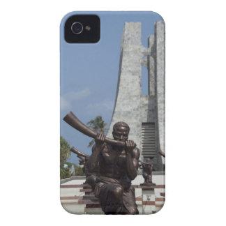 Africa, Ghana, Accra. Nkrumah Mausoleum, final 2 iPhone 4 Case-Mate Case