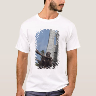 Africa, Ghana, Accra. Nkrumah Mausoleum, final 2 T-Shirt