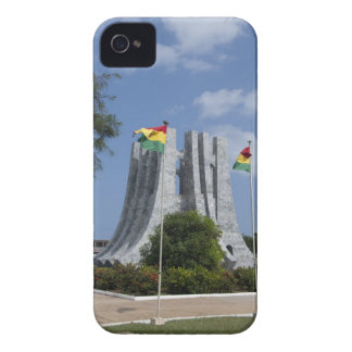 Africa, Ghana, Accra. Nkrumah Mausoleum, final 3 iPhone 4 Case-Mate Case