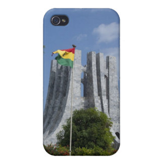 Africa, Ghana, Accra. Nkrumah Mausoleum, final 3 iPhone 4/4S Cases