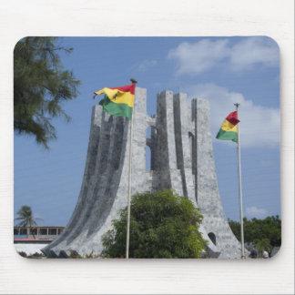 Africa, Ghana, Accra. Nkrumah Mausoleum, final 3 Mouse Pad