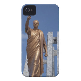 Africa, Ghana, Accra. Nkrumah Mausoleum, final iPhone 4 Case