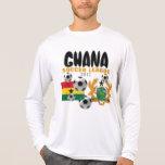 África/Ghana Camisetas