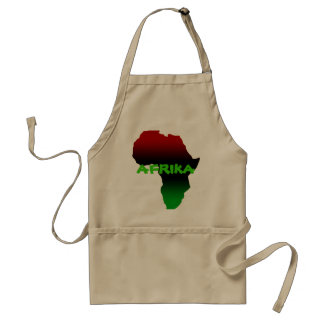Africa Gifts Adult Apron