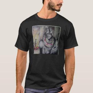 Africa Hakuna Matata with Lions and Masai T-Shirt