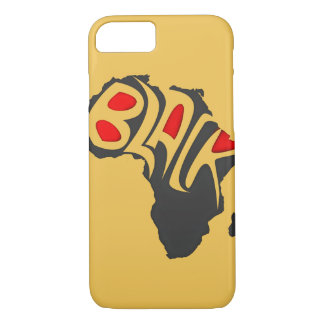 Africa imprint Case for iPhone 7