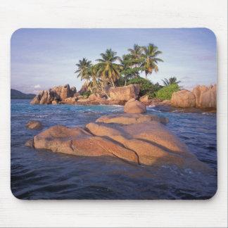 Africa, Indian Ocean, Seychelles, Praslin Mouse Pad
