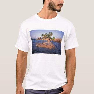Africa, Indian Ocean, Seychelles, Praslin T-Shirt