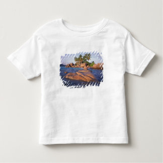 Africa, Indian Ocean, Seychelles, Praslin Toddler T-shirt