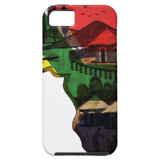 Africa iPhone SE/5/5s Case