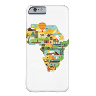 Africa Is Amazing Barely There iPhone 6 Case
