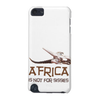 Africa is not for sissies: African Springbok skull iPod Touch (5th Generation) Cover