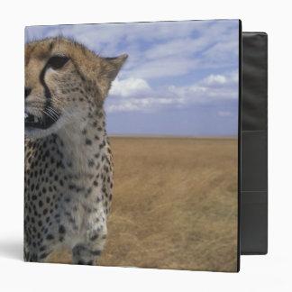Africa, Kenya, Masai Mara Game Reserve, Adult 3 Ring Binder