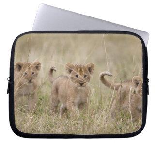 'Africa, Kenya, Masai Mara Game Reserve' Laptop Sleeve